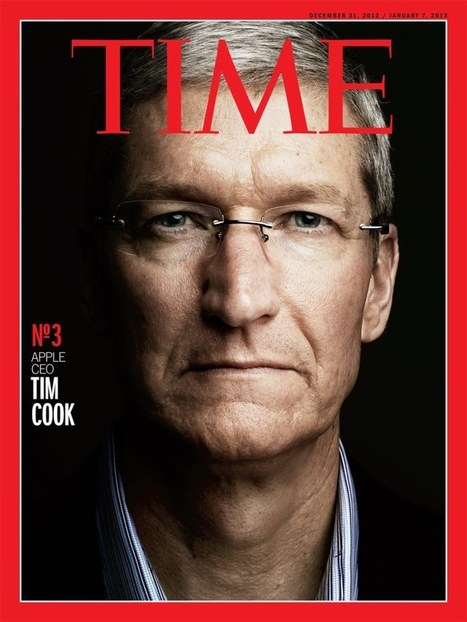 Apple Tim Cook 榮獲 CNN 評選年度 CEO - Inside 網摘 | AppleTWNews | Scoop.it
