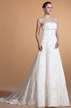 [EUR 239,99] Carlyna 2014 Nouveauté Bustier Perles Robes de Mariée(C37145907) | robe de mariée, robe de soirée | Scoop.it