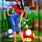 Super Mario Gets the Latex Rubber Treatment - Technabob (blog) | LFN - latex fetish news | Scoop.it
