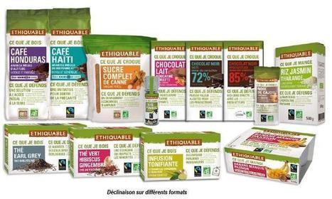 Ethiquable fait évoluer ses packagings pour informer les consommateurs. | agro-media.fr | Actualité de l'Industrie Agroalimentaire | agro-media.fr | Scoop.it