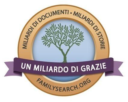 Grazie un miliardo di volte! | Généal'italie | Scoop.it