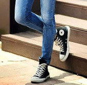 Converse Sneakers - A Perfect Pairing With Your Denim Jeans | Jeans Fashion | Scoop.it