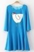 Chick A-line Dress - OASAP.com | Oasap street fashion | Scoop.it