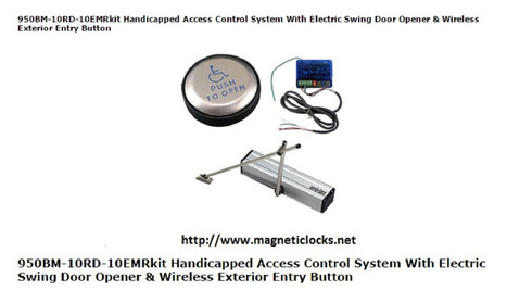 Electronic Magnetic Door Openers: For Safety of Your Property | Magnetic Door Locks System and Access Controls | Scoop.it