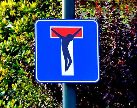 The Illegal but Humorous Road Signs in Europe | GetZine.org | Funny&Interesting | Scoop.it