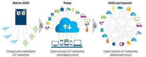 IBM tiene ideas propias sobre IoT | LabTIC - Tecnología y Educación | Scoop.it