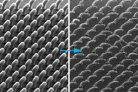 A new way to make microstructured surfaces | Science technology and reaserch | Scoop.it