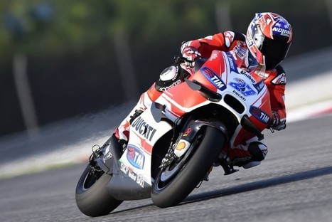 Casey Stoner Completes First Laps Back With Ducati - Cycle News | California Flat Track Association (CFTA) | Scoop.it
