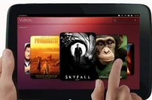 Ubuntu dévoile son OS pour tablette tactile | News and everything | Scoop.it