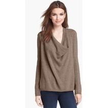 Joie 'crush' Cashmere Sweater Light Heather Smoky Topaz Medium | MARC NEW YORK BLACK CAP SLEEVE SWEETHEART NECK SHEATH DRESS | Scoop.it