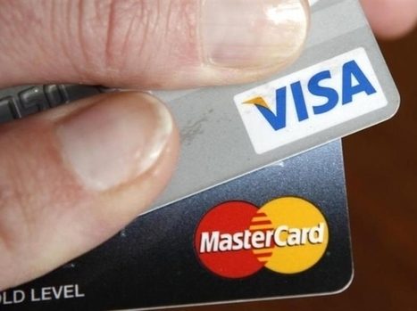 Visa, MasterCard Renew Push for Chip Cards | PC Speak: An Abney and Associates Internet and Technology Research Lab | Abney Associates Tech Blog | Scoop.it