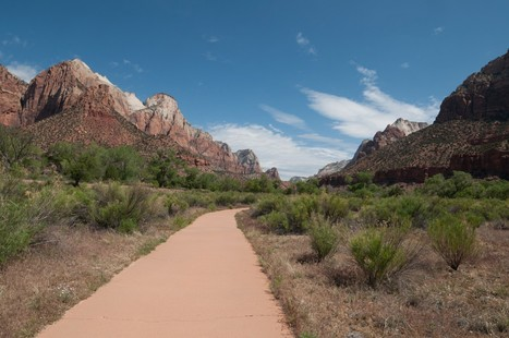 Zion National Park : Pa'rus trail & Riverside walk | AmeriKat | Scoop.it