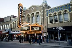 Michigan Theater launches Science on Screen series | Science Film | Scoop.it