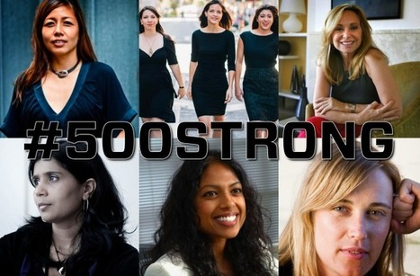 500 Startups Keeps Its Commitment To Invest In Women In Tech  |  TechCrunch | Pitch it! | Scoop.it