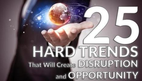 25 Trends That Will Create Disruption & Opportunity | New Customer - Passenger Experience | Scoop.it