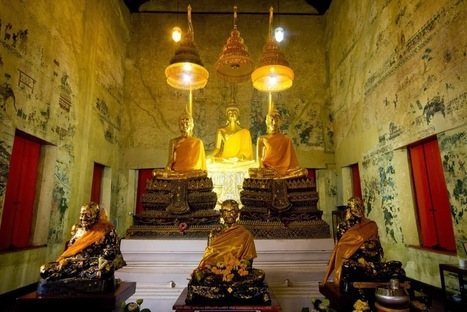 Golden Pages of Ayutthaya, Thailand | Tourism in Kerala | Scoop.it