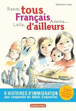 Casterman - Français d'ailleurs | Littérature et immigration- Musée de l'histoire de l'immigration | Scoop.it
