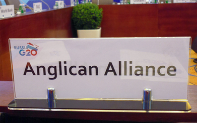 Alliance speaks up for smallholder farmers at G20 - Anglicannews | Water Management | Scoop.it