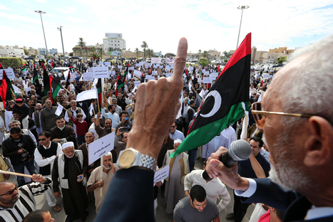 """""""The coming hours and days will be decisive for Libya"""" - Zeidan - The Voice of Russia 
