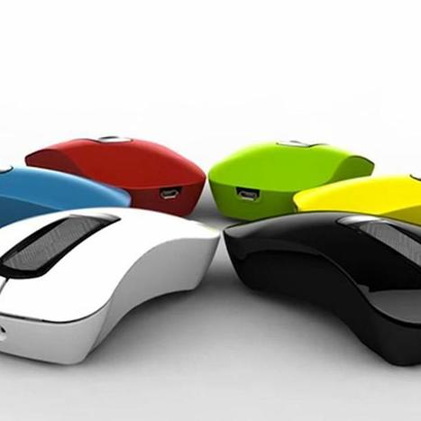 Smart Computer Mouse Carries Your Digital Identities Between Devices - Mashable | EGO! Smartmouse: a revolutionary interaction device | Scoop.it