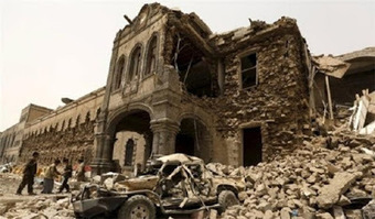 23 heritage sites destroyed in Saudi airstrikes on Yemen | The Archaeology News Network | Kiosque du monde : Asie | Scoop.it