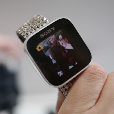 Sony Introduces its New Android-Powered SmartWatch 2 | Real Estate Plus+ Daily News | Scoop.it