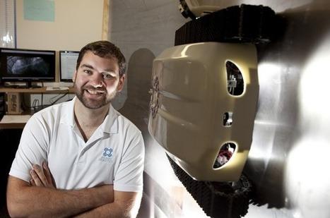 UC-born robot company wins a Champion Canterbury award | infonews.co.nz New Zealand's local news community | Robotic applications | Scoop.it