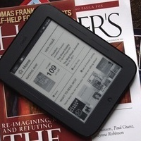 Barnes and Noble Simple Touch Nook Review: The E-Reader You Want | The business of books | Scoop.it