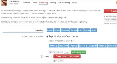 Friendplusme. Partage de votre contenu Google + | Time to Learn | Scoop.it