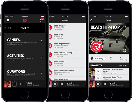 這就是 Apple + Beats 的成果:iPhone 音樂 App 和 iTunes 從此不一樣 | AppleTWNews | Scoop.it