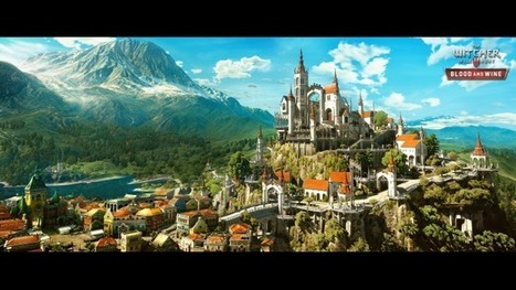 The Witcher 3 Blood and Wine To Feature Quest Full Of Songs And Poetry, Czech Translator Knows The Release Date | Actu | Scoop.it