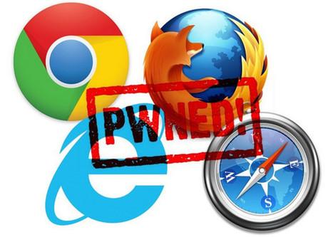 CanSecWest 2015: todos los navegadores hackeados | Ciberseguridad + Inteligencia | Scoop.it