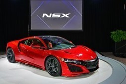 Honda Acura NSX: An Expensive Pleasure | News | Scoop.it
