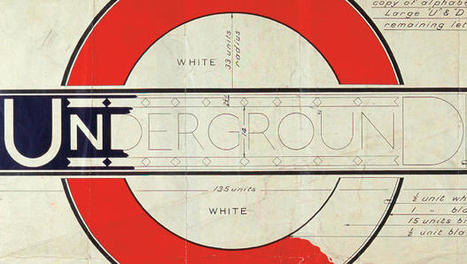 The Amazing History Of London's Most Enduring Logo   Identity Design   Scoop.it