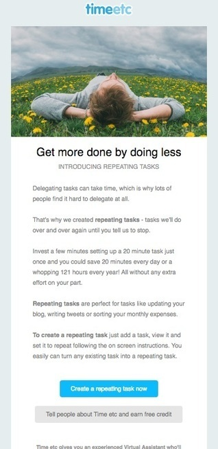 7 Lessons from Top Performing Drip Email Campaigns | Email Marketing Today and Tomorrow | Scoop.it