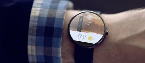 MAJ Android Wear 5.1: des nouveautés qui rivalisent avec l'Apple Watch ? | WebZeen | L'actu Web | WebZeen | Scoop.it