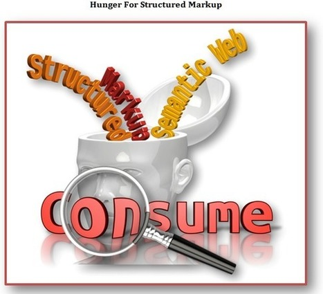 Google's Hunger For Structured Markup | MySEOZone | Scoop.it