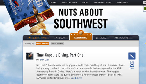Southwest Airlines and Social Media Strategy: 5 Lessons for Marketers   Social Media Strategist   Scoop.it