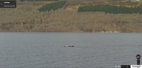 Now You Can Search For The Loch Ness Monster Without Leaving Home | Strange days indeed... | Scoop.it