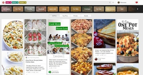 Pinterest Guided Search and Key Takeaways for Marketers | Pinterest for Business | Scoop.it
