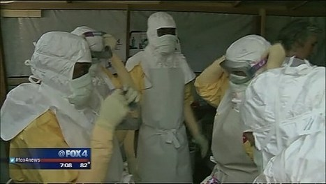 Ebola puts Washington University research on hold - FOX 4 News   Research Capacity-Building in Africa   Scoop.it