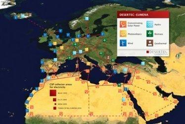 Desertec réussira-t-il à exploiter l'énergie du désert ? - Terra eco | Education & Numérique | Scoop.it
