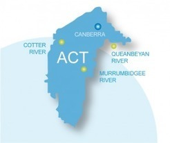 ACT catchments - eWater | Water scarcity and global action | Scoop.it