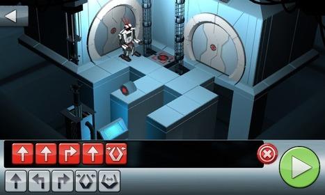 Apple & Educación » Fix the factory app: iniciación a la robótica | iPad classroom | Scoop.it