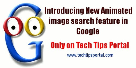 Google Added New Animated Image Search Feature | Ninja SEO and SMO Tips | Scoop.it