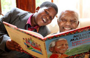 Nelson Mandela urges children to read – Nelson Mandela Foundation | Research Capacity-Building in Africa | Scoop.it