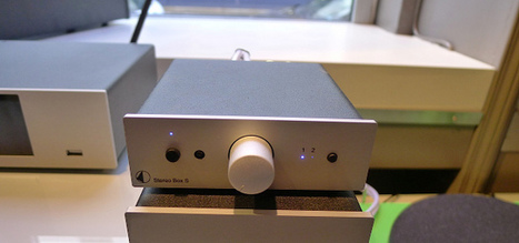 Amplificateur PRO-JECT Stereo Box S | Chant Libre - hifi - produits | Scoop.it