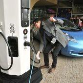Voitures électriques: 21 000 points de recharge d'ici 2020 en ... - RTBF | Belgitude | Scoop.it