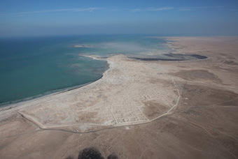 APAAME - Finding the past frame by frame: Qatar Workshop in Aerial Archaeology - Zubara | Australian Archaeology | Scoop.it