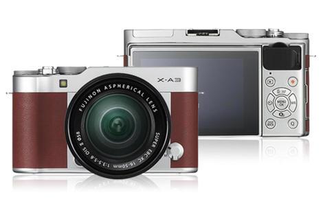 Fujifilm Release New XF 23mm f/2 & Selfie centered X-A3 | Fujifilm X Series APS C sensor camera | Scoop.it